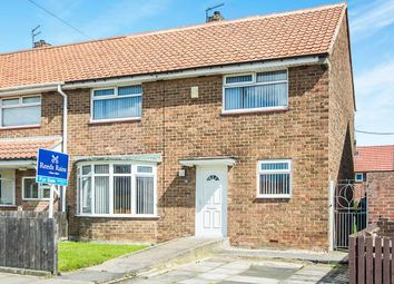 Thumbnail 3 bed terraced house for sale in Mortimer Avenue, Newbiggin Hall, Newcastle Upon Tyne