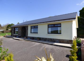 Thumbnail 3 bed bungalow for sale in Newtown, Mynyddygarreg, Kidwelly