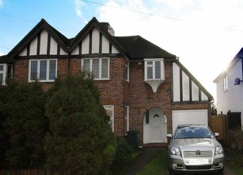 Thumbnail 3 bed property to rent in Arundel Road, Norbiton, Kingston Upon Thames