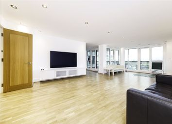 Galleon House, St George Wharf SW8. 3 bed flat for sale