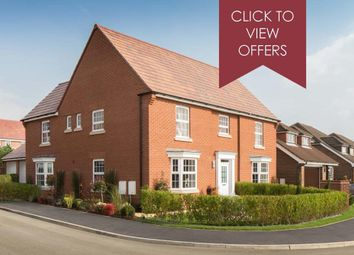 """Thumbnail 5 bedroom detached house for sale in """"Henley"""" at Welbeck Avenue, Burbage, Hinckley"""