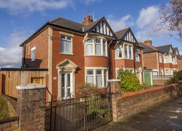 3 bed semi-detached house for sale in Baron Road, Penarth CF64