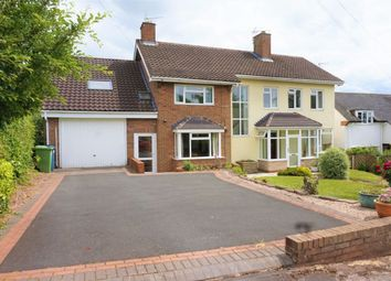 Thumbnail 4 bed detached house for sale in Overhill Road, Stafford