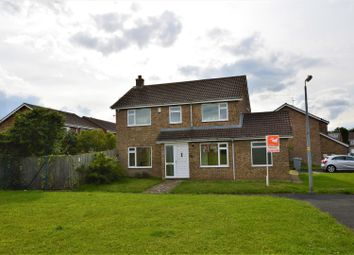 Thumbnail 5 bedroom detached house for sale in Hazel Grove, Stamford