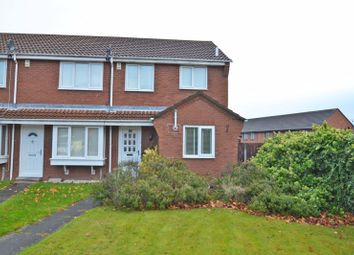 Thumbnail 2 bed terraced house for sale in Northumbrian Way, North Shields
