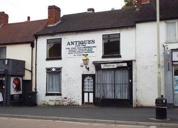 Thumbnail 3 bed terraced house for sale in Brettell Lane, Amblecote, Stourbridge, West Midlands