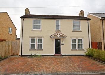 Thumbnail 3 bed detached house for sale in Burgess Road, Waterbeach, Cambridge