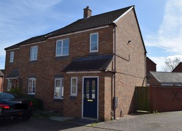 Thumbnail 3 bedroom end terrace house for sale in Moorhouse Close, Wellington, Telford, Shropshire
