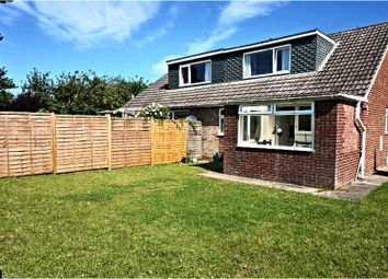 Thumbnail 3 bed semi-detached house for sale in Westfield Close, Easington