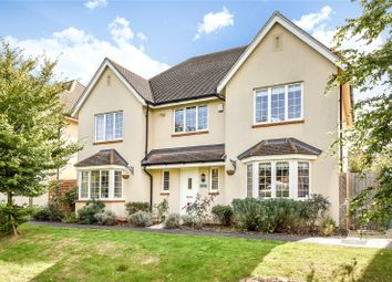 Thumbnail 4 bed detached house to rent in Kimmeridge Road, Cumnor
