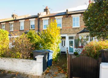 Thumbnail 1 bed terraced house for sale in Eccleston Road, London