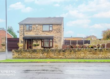 Thumbnail 3 bed detached house for sale in Holme Lane, Bradford, West Yorkshire