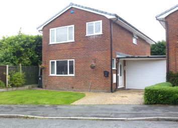 Thumbnail 4 bed detached house for sale in Cunnery Meadow, Clayton Le Woods
