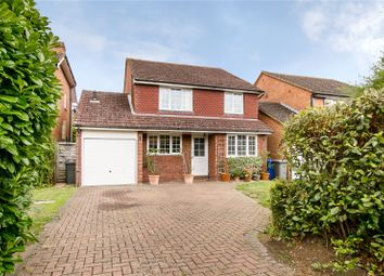 Thumbnail 4 bed detached house for sale in Saxon Way, Old Windsor, Windsor, Berkshire