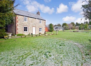 Thumbnail 3 bed cottage for sale in School Green Road, Freshwater, Isle Of Wight