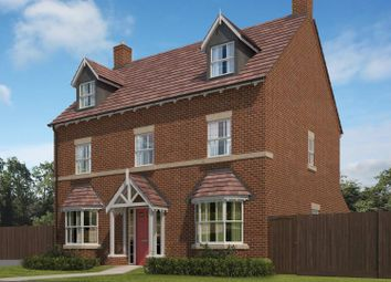 Thumbnail 5 bed property for sale in Ivy Lane, Bevere, Worcester
