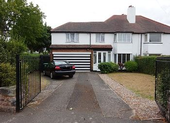 Thumbnail 4 bed semi-detached house for sale in Hamstead Road, Great Barr, Birmingham