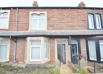 Thumbnail 3 bedroom terraced house for sale in Jubilee Terrace, Maryport