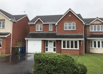Thumbnail 5 bed detached house for sale in Brownhills Road, Norton Canes, Cannock