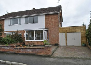 Thumbnail 3 bed semi-detached house to rent in Shipston Hill, Oadby