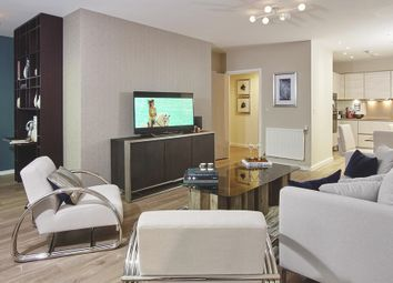 Thumbnail 2 bed flat for sale in Annesley Apartments, St Pauls Square, Bow, Geoff Cade Way, London