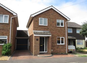 Thumbnail 3 bed link-detached house for sale in Grange Road, Somersham, Huntingdon