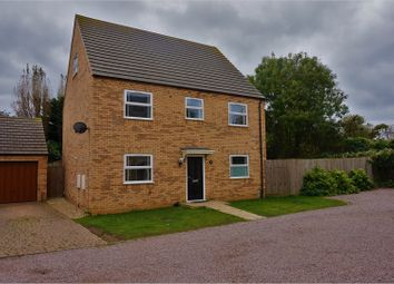 Thumbnail 5 bed detached house for sale in Diamond Close, Easton On The Hill