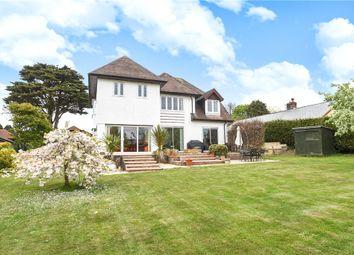 Thumbnail 5 bed detached house for sale in Beavor Lane, Axminster, Devon
