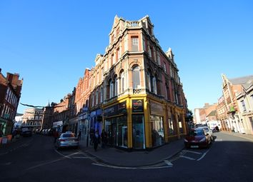 Thumbnail 2 bedroom flat to rent in St. Swithins Street, Worcester