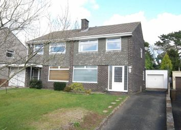 Thumbnail 3 bedroom semi-detached house to rent in Southway Drive, Plymouth