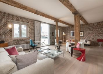 Thumbnail 2 bed flat to rent in Little Winchester Wharf, 5 Clink Street, London