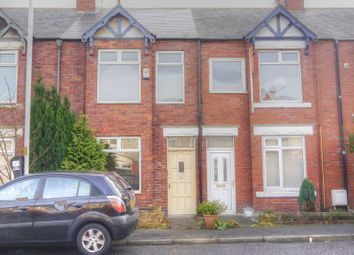Thumbnail 3 bed terraced house for sale in Victoria Terrace, Bedlington
