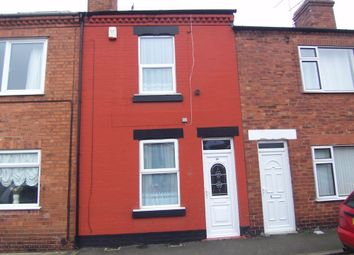 Thumbnail 3 bed terraced house to rent in Sookholme Road, Shirebrook, Mansfield, Derbyshire