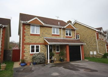 Thumbnail 4 bed detached house for sale in Steinbeck Close, Whiteley, Fareham