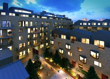 Thumbnail 1 bedroom flat for sale in Wharf Road, London