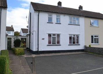 Thumbnail 3 bed semi-detached house for sale in 41, Caegwyn, Llanidloes, Powys