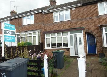 Thumbnail 2 bedroom terraced house to rent in Mayfield Road, Luton
