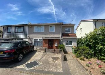 Thumbnail 5 bed semi-detached house for sale in Kempton Avenue, Hornchurch