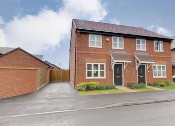 Thumbnail 2 bed semi-detached house to rent in Lennon Way, Aylesbury