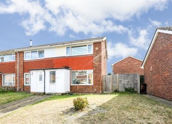 Thumbnail 2 bed end terrace house for sale in Lansdown Road, Sittingbourne