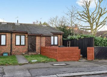 Thumbnail 1 bedroom semi-detached bungalow for sale in Riverview Park, Catford, London