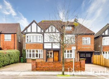 Thumbnail Detached house for sale in Hutton Road, Shenfield, Brentwood, Essex
