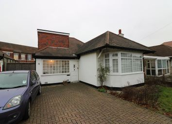 Thumbnail 2 bedroom detached bungalow for sale in Hobleythick Lane, Westcliff-On-Sea