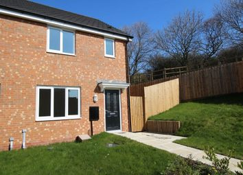 Thumbnail 2 bed semi-detached house for sale in Miners View, Upholland, Skelmersdale