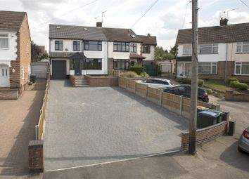Thumbnail 5 bed semi-detached house for sale in Doone Close, Wyken, Coventry