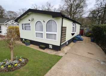 Thumbnail 2 bed mobile/park home for sale in Wyatts Covert, Denham, Southbucks