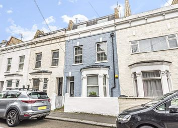 Thumbnail 1 bed flat for sale in Estcourt Road, London