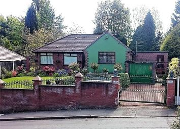 Thumbnail 2 bed detached bungalow for sale in Kerr Street, Blackley, Manchester