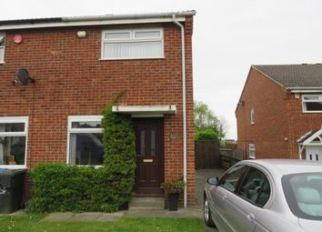 Thumbnail 2 bed property to rent in Langthorpe, Nunthorpe, Middlesbrough