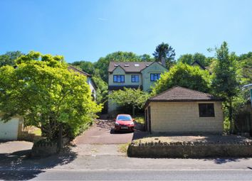Thumbnail 5 bedroom detached house for sale in Warminster Road, Bath